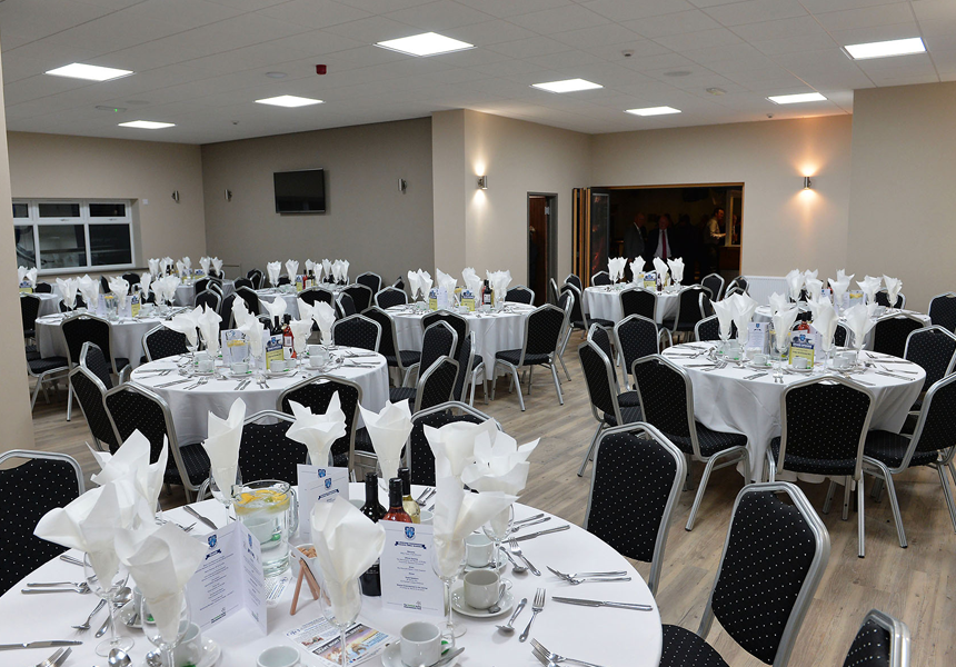 Rugby Town New Function Room